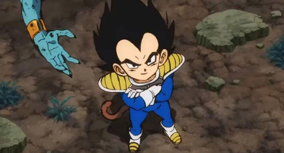Vegeta de niño, su historia se extenderá en Dragon Ball Super: Broly (Foto: Toei Animation)
