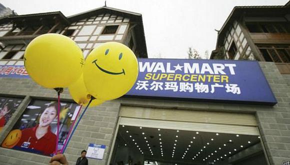 Por qué el gigante americano Walmart fracasó en China