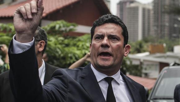 Ministro de Justicia de Jair Bolsonaro, Sergio Moro, a favor de flexibilizar tenencia de armas en Brasil. (EFE)