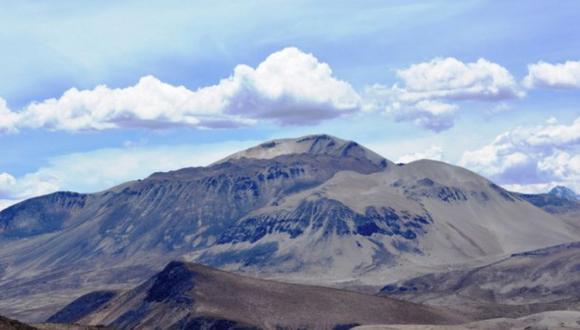 Volcán Ticsani: Ingemmet elaboró mapa de peligro en caso de erupción
