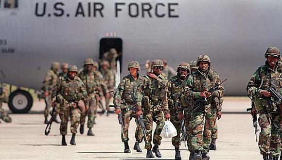 El número de casos en la Fuerza Aérea aumentó 1.366.