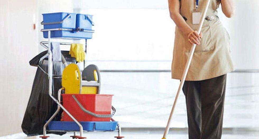 ¿Qué no debes hacer cuando desinfectas tu casa? (Foto: El Curso)