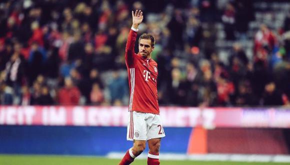 Philipp Lahm confirmó que se retira al final de la temporada
