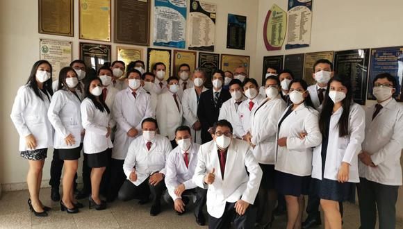 Lambayeque: 27 nuevos médicos terminaron su segunda especialidad en medio de la pandemia (Foto: Essalud)