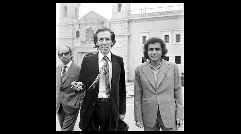 Julio Ramón Ribeyro: cuatro décadas de su vida en imágenes - 9