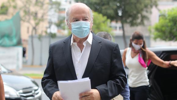 Hernando de Soto propuso a candidatos la intervención de cuatro organismos internacionales. (Foto: Archivo/ GEC)