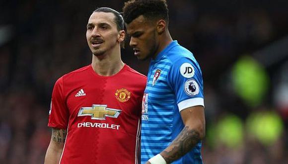 """Zlatan Ibrahimovic sobre agresión a jugador: """"Saltó en mi codo"""""""