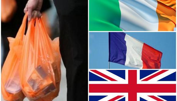 Países como Inglaterra, Irlanda o Francia han aplicado esta ley sobre el uso del plástico hace más de 5 años.