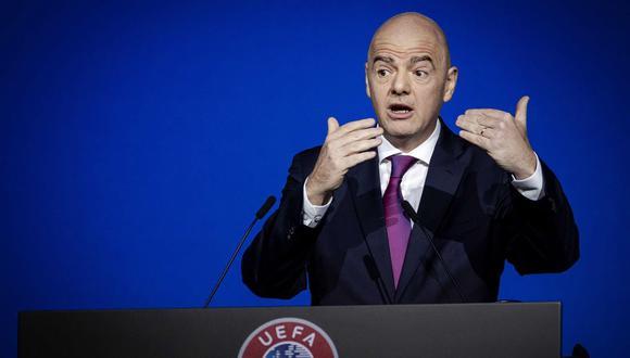 FIFA realizará una donación a la Organización Mundial de la Salud para combatir el coronavirus. (Foto: EFE)