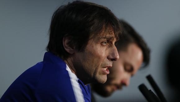 """Barcelona vs. Chelsea: Conte está preparado """"para sufrir"""". (Foto: AFP)"""