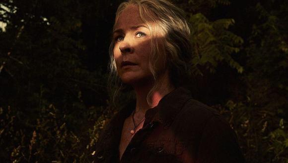 """En su nuevo episodio, """"The Walking Dead"""" pone en más problemas a Carol (MElissa McBride). (Foto: AMC)"""