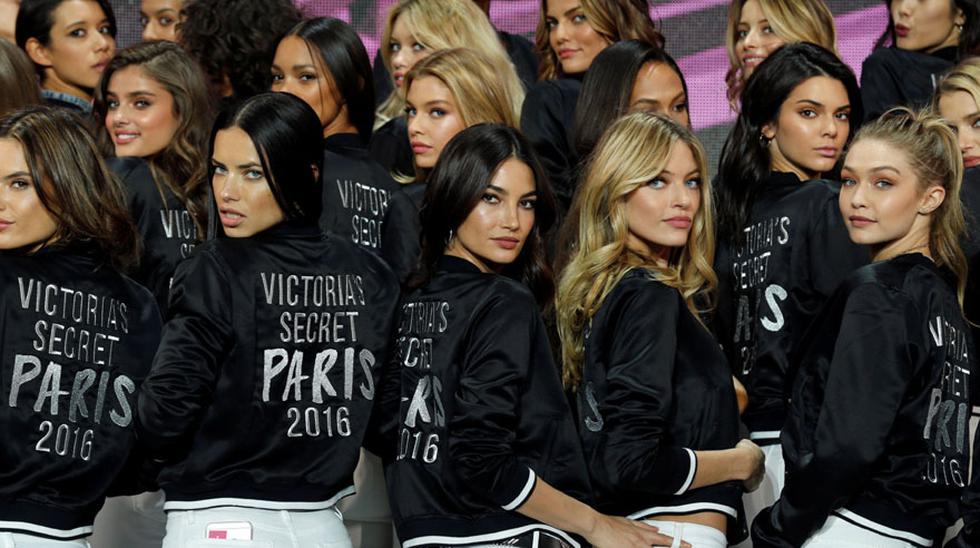 Victoria's Secret: las mujeres más bellas del mundo en París - 20