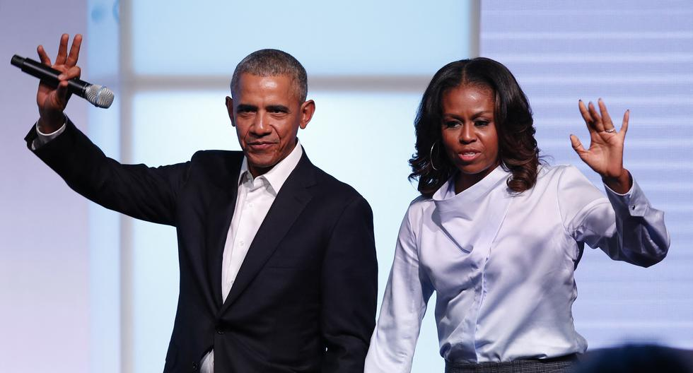 Barack and Michelle Obama: African Americans are treated differently in America