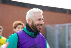 Claudio Pizarro y su cambio de look más radical en los entrenamientos del Werder Bremen [FOTO]