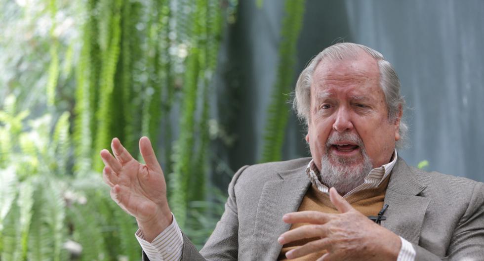 """Rafael Belaunde Aubry presenta su libro """"Amalgama"""" (Caja Negra, 2021) con apintes sobre sus memorias, su padre, Acción Popular y el Perú."""