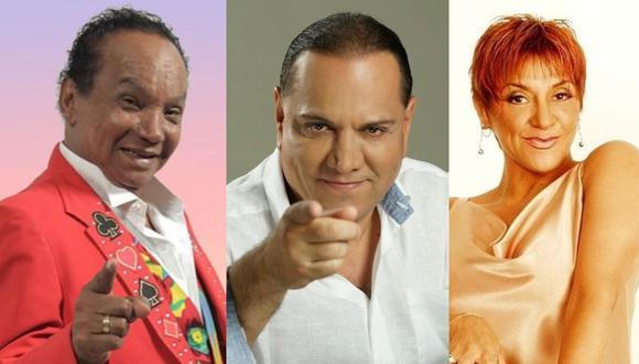 Mauricio Diez Canseco apoya a comediantes nacionales. (Foto: Facebook)