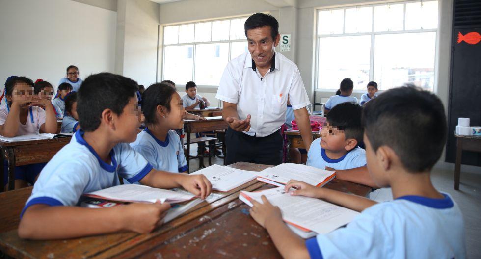 El Ministerio de Educación también detalló que la convocatoria para acceder a la carrera ya está disponible desde hoy lunes 13 de enero. (Foto: Difusión)