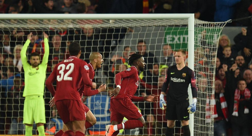 Barcelona vs. Liverpool: mira las mejores imágenes de la semifinal de la Champions League. (Foto: AFP)