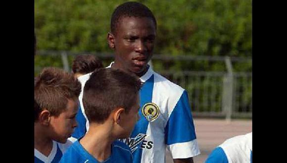 ¿Otro Max Barrios? Camerunés de 12 años mide 1.70 y pesa 60 kg