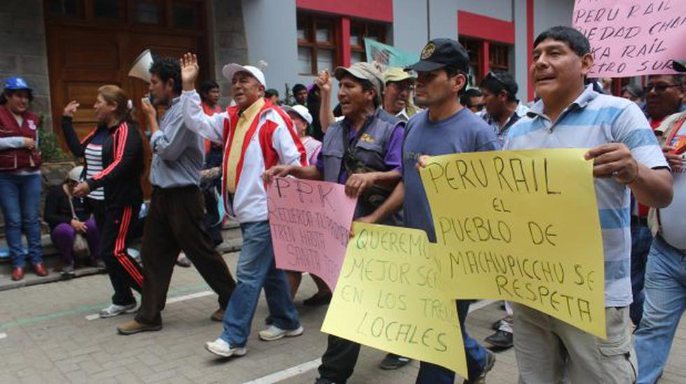 Suspenden por 10 días paro en Machu Picchu - 1