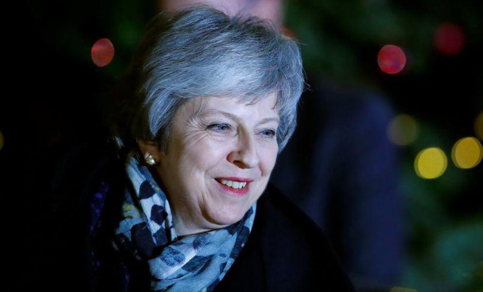 Brexit: Theresa May gana voto de confianza como líder del Partido Conservador. (Reuters)
