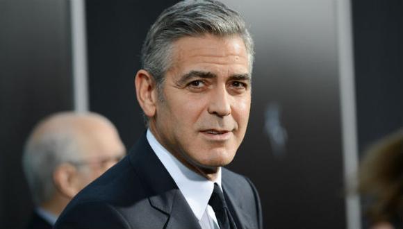 George Clooney y la abogada Amal Alamuddin están comprometidos