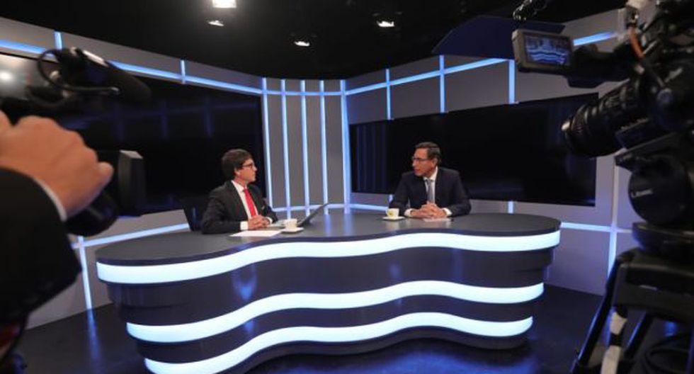 Presidente Vizcarra señaló que no tiene dudas en que el Estado peruano saldrá victorioso de cualquier proceso legal que tenga frente a Odebrecht. (Foto: Presidencia)