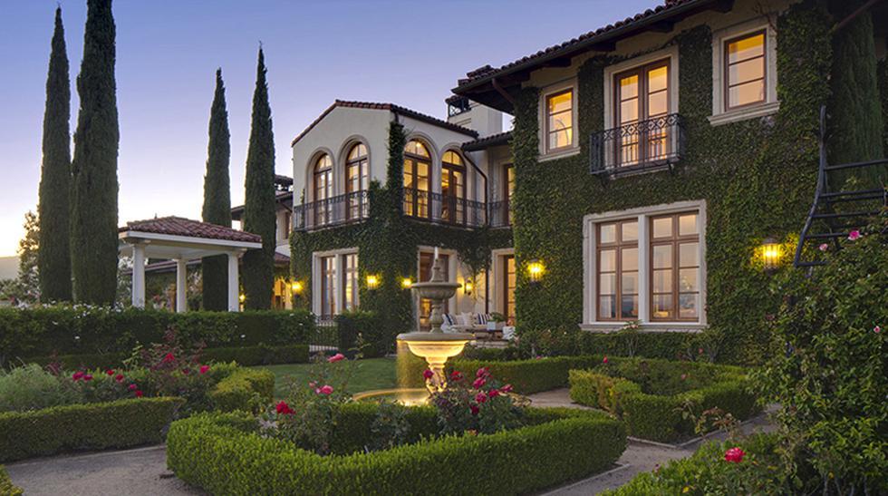Ingresa a la casa de Heidi Klum que se venderá en US$25 mills - 1