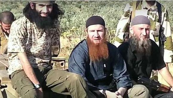 Estado Islámico: Los que no tengan barba serán castigados