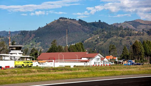 Los trabajos de modernización del aeropuerto de Cajamarca demandarán una inversión aproximada de US$21 millones. (Foto: GEC)