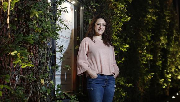 Gisela Ponce de León revela en #Dilo que se ha visto afectada por la agresividad en redes sociales. (Foto: GEC)