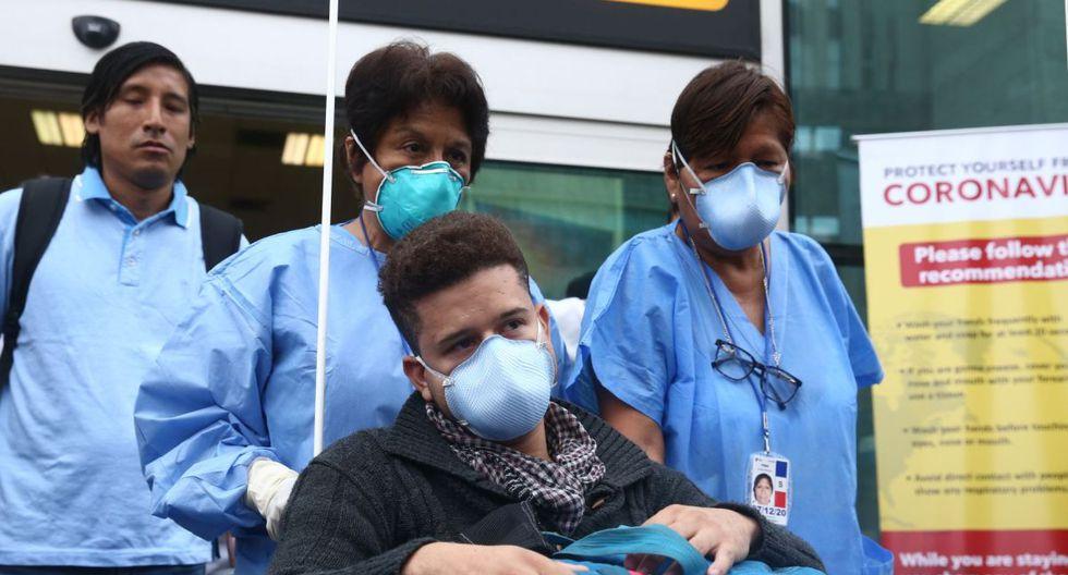 Hasta el 20 de marzo se contabilizaron cuatro fallecidos por coronavirus en el Perú. Tres hombres y una mujer, todos ellos con antecedentes clínicos (Foto: Andina)