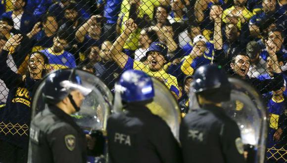 Gobierno argentino niega culpa policial en el Boca vs. River