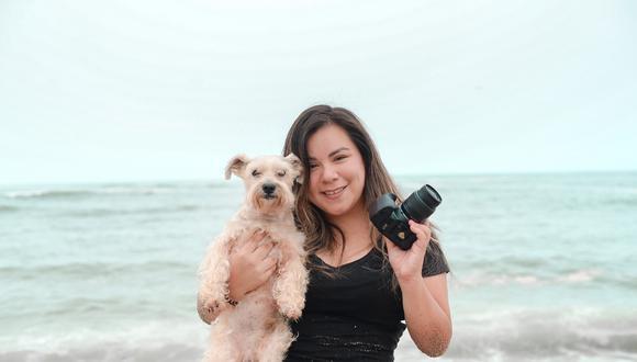 La peruana Sandra Rodríguez lleva más de seis años en el rubro de la fotografía. (Foto: Sandra Rodríguez Foto)