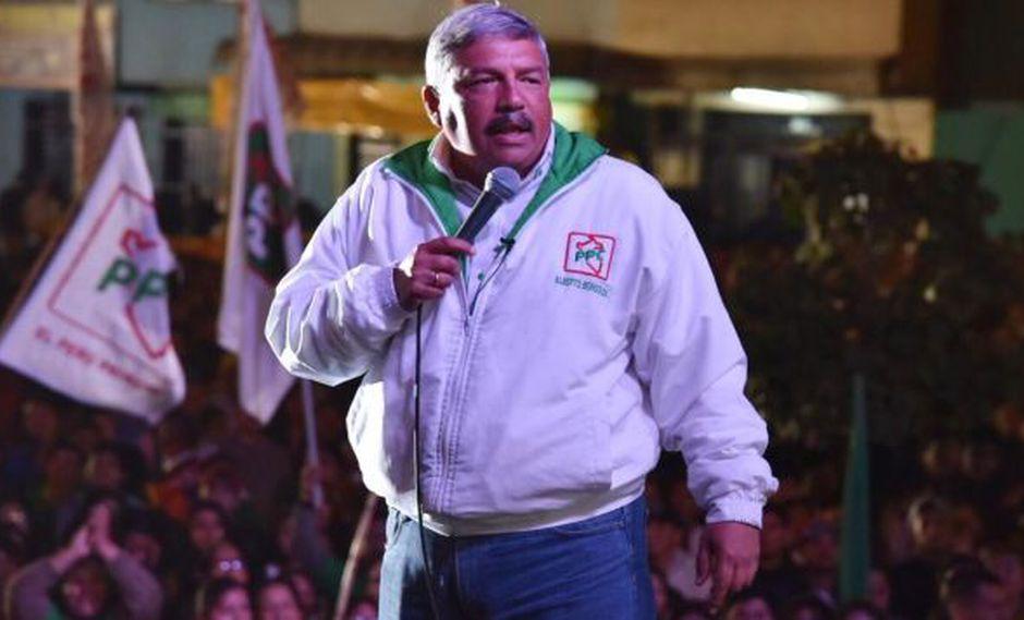 """""""Lima necesita un alcalde que no sea mudo, sino muy hablador"""", dijo Alberto Beingolea. (Foto: Difusión)"""