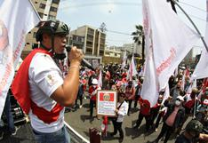 Comando Chavín de Huántar denuncia que policías lo golpearon