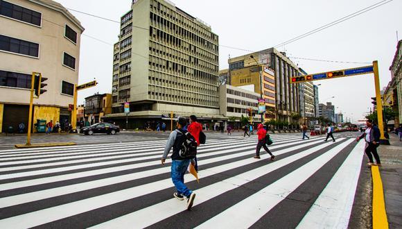 La propuesta incorporará la definición de 'usuario vulnerable' con el fin de visibilizar a las personas que, por el modo de transporte que utiliza, tiene mayor exposición a factores de riesgo vial. (Foto: GEC)