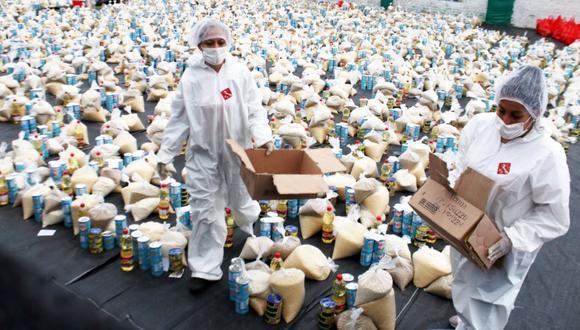 A lo largo del estado de emergencia por la pandemia, la fiscalía intervino varias sedes municipales a fin de iniciar una investigación por presuntas irregularidades en la entrega de canastas de víveres a la ciudadanía.