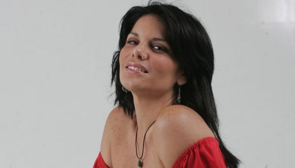 Sandra Arana interpretó a Giannina Olazo, mejor conocida como la 'Chica terremoto' (Foto: GEC/archivo)