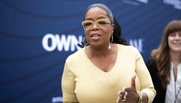Presentadora de televisión contó que Gayle King tuvo que viajar por su seguridad ante las amenazas. (Foto: AFP)