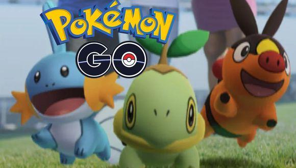 ¿Quieres tomarte una foto con los Pokémon de tus amigos? Así podrás hacerlo con la nueva función. (Foto: Nintendo)