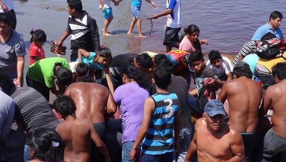 Alerta por consumo de carne de ballena en el puerto de Paita