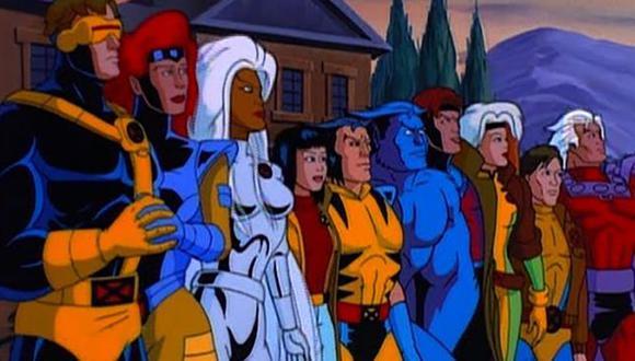 X-Men fue una serie animada televisiva estadounidense estrenada el 31 de octubre de 1992 (temporada 1993–1994) por la señal Fox.
