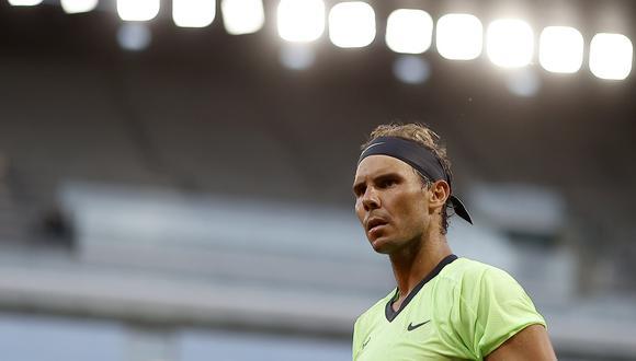 Rafael Nadal renunció a participar de Wimbledon y de los Juegos Olímpicos Tokio 2020. (Foto: AFP)