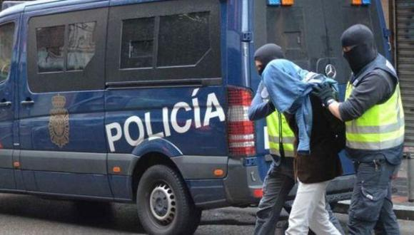 España: Detienen a 4 yihadistas vinculados a atentados de París