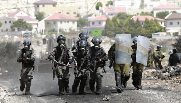 Los 43 soldados que firmaron la misiva se negaron a continuar violando los derechos de los palestinos. (Foto: Reuters)