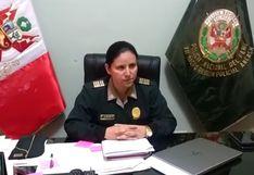 Áncash: comisaría de Huaraz será dirigida por primera vez por una mujer