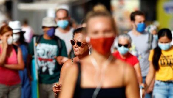 Las mascarillas de tela son eficientes siempre que respeten la normativa de fabricación. (Foto de archivo: Reuters)