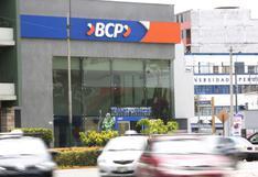 BCP regularizará consumos duplicados durante el fin de semana en próximas 24 horas