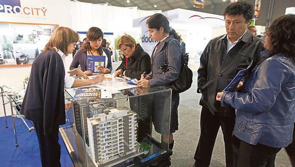 Ofertarán 300 proyectos de vivienda en feria inmobiliaria